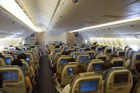 Seat Map Singapore Airlines Boeing B777 200er Layout