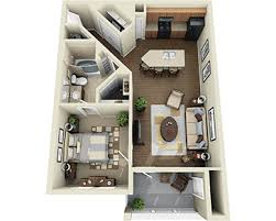 apartments for rent 1 bedroom. ibis one bedroom 3d floor plan image apartments for rent 1