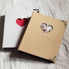 Ring Binder Hardcover Scrapbook Sketchbook Photo Album Wedding