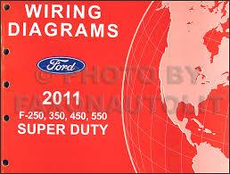 2011 ford f 250 thru 550 super duty wiring diagram manual original Ford F 450 Super Duty Wiring Diagram 2011 ford f 250 thru 550 super duty wiring diagram manual original 1989 ford f 450 super duty wiring diagram