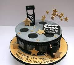 Film Producer Cake – Etoile Bakery