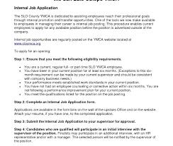 Applying For Internal Position Cover Letter For Internal Position Sample Banking Inspirational