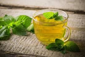 peppermint tea contains anti inflammatory compounds and is extremely soothing to the throat the mint may also slightly numb your throat thereby relieving