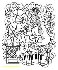 Coloring Pages Music Notes Coloring Pages Show Coloring Pages
