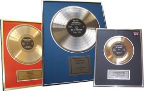 Record Gifts Personalised Music Gift Supplier And Custom Gold Records