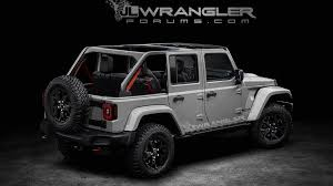 2018 jeep wrangler unlimited. plain wrangler heres when you can expect to see the new 2018 jeep wrangler and a hybrid  variant inside jeep wrangler unlimited v
