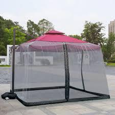 outdoor umbrella mosquito net for home