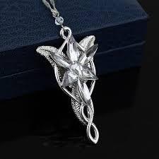 arwen evenstar pendant necklace