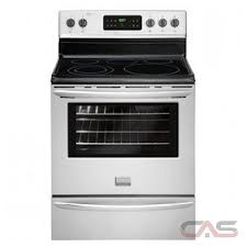 frigidaire electric range reviews
