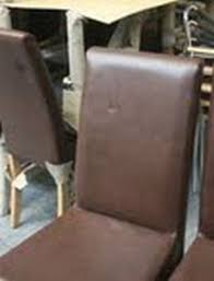 leather restaurant chairs. Brown Leather Dining Chairs Restaurant R