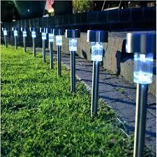 home depot garden lights lamp post lights solar garden decoration led lawn light outdoor pertaining to