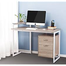 computer furniture for home. Brilliant Home Merax Stylish Computer Desk Home And Office Table Furniture With  Drawer Printer Shelf Walnut Oak Throughout For
