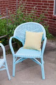 painting wicker furniturePainting Wicker Furniture