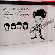 hair salon wall decor onvacations wallpaper