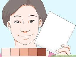 Skin Tone Chart With Names 6 Ways To Determine Skin Tone Wikihow