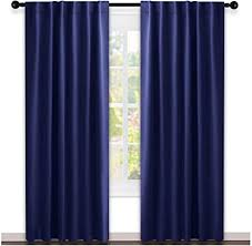 NICETOWN Vertical Blinds Window Curtain Panels ... - Amazon.com