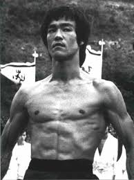 bruce lee chest workout