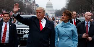 Of Lady Donald And Marriage The Inside President Trump Melania First E7qYI