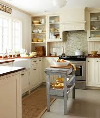 Square Kitchen Designs Decor