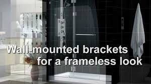 dreamline showers aqua shower doors collection frameless shower doors and tub doors you