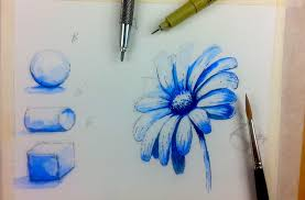beginner watercolor value exercise how to paint monochromatic flowers you