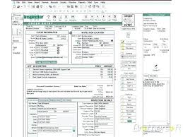 Example Free Home Inspection Report Template Form Pdf