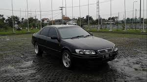 2001 Toyota Camry (XV20) 2.2 GLX. Start Up, In Depth Review, Test ...