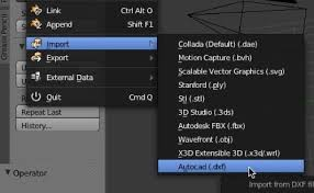 Convert Dwg To Dxf How To Import Dwg Files To Blender Blender 3d Architect