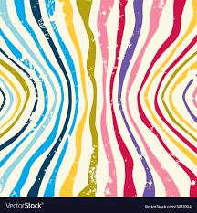 Pattern Background Vector Mesmerizing Hippie Colorful Striped Pattern Background Vector Image