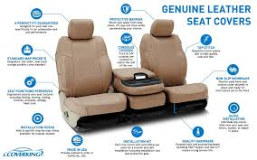 what makes coverking custom seat covers the best