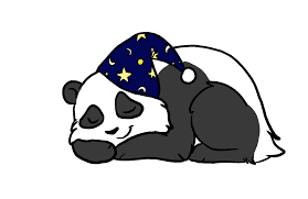tempur pedic logo. E S C Mattress Center Logo Of A Sleeping Panda Tempur Pedic