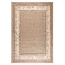 oriental weavers greek key flatweave