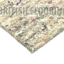 carpet underlay 10mm. 10mm thick \u2013 wool rich felt carpet underlay
