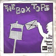 220px The Letter The Box Tops single coverart