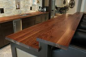 walnut countertops species walnut construction style plank thickness 1 3 4 finish satin varnish edge profile eased