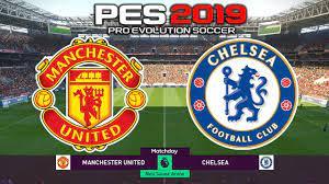 PES 2019 | แมนยู VS เชลซี | มันส์ก่อนจริง...ผีดวลสิงห์ ใครจะได้เฮ !!  28/4/2019 - YouTube