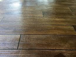 rustic concrete wood flooring alexandria virginia