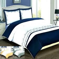 navy duvet cover queen quilt set king star blue full marley