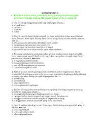 Buku sekolah elektronik (bse) ipa smp / mts kelas 7 semester ii kurikulum 2013. Doc Soal Ipa Kelas 7 Semester 2 Dan Kunci Jawaban Kurikulum 2013 Docx Pesona Susanti Academia Edu