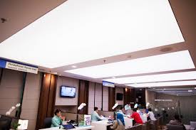 barrisol lighting. RSPI Pondok Indah Barrisol Lighting O