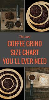 The Last Coffee Grind Size Chart Youll Ever Need Drinks
