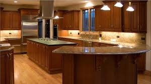 Top Cherry Wood Kitchens With Modern Dark Cherry Cabinets Kitchen