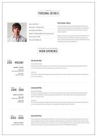 Online Resume Template 20 Intriguing Online Resume Templates Web Graphic  Design Free