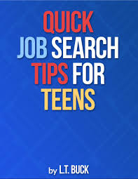 Job search tips for teens