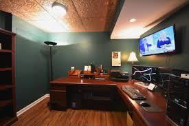 basement home office ideas. Basement:Top Basement Home Office Design Ideas Wonderful Decoration Classy Simple Under Interior