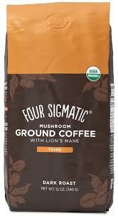 Food uses, body and skin care, household, and natural well, by using coconut oil, dark chocolate has never been healthier, or easier. Amazon Com Four Sigmatic Mushroom Ground Coffee Lion S Mane 12 Ounce Grocery Gourmet Food