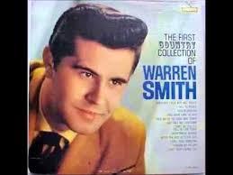 Warren Smith - Kissing My Pillow - YouTube