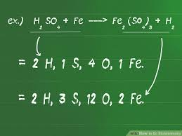 balancing the chemical equation image titled do stoichiometry step 1