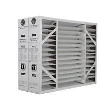 lennox x6673. lennox model x6673 air cleaner filter media for hcc20-28 - 20x25x5, 2- x