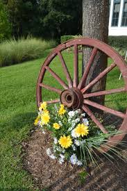 diy rustic outdoor decor outdoor decorations wagon wheels decoration w on stylish outdoor country wedding decoration